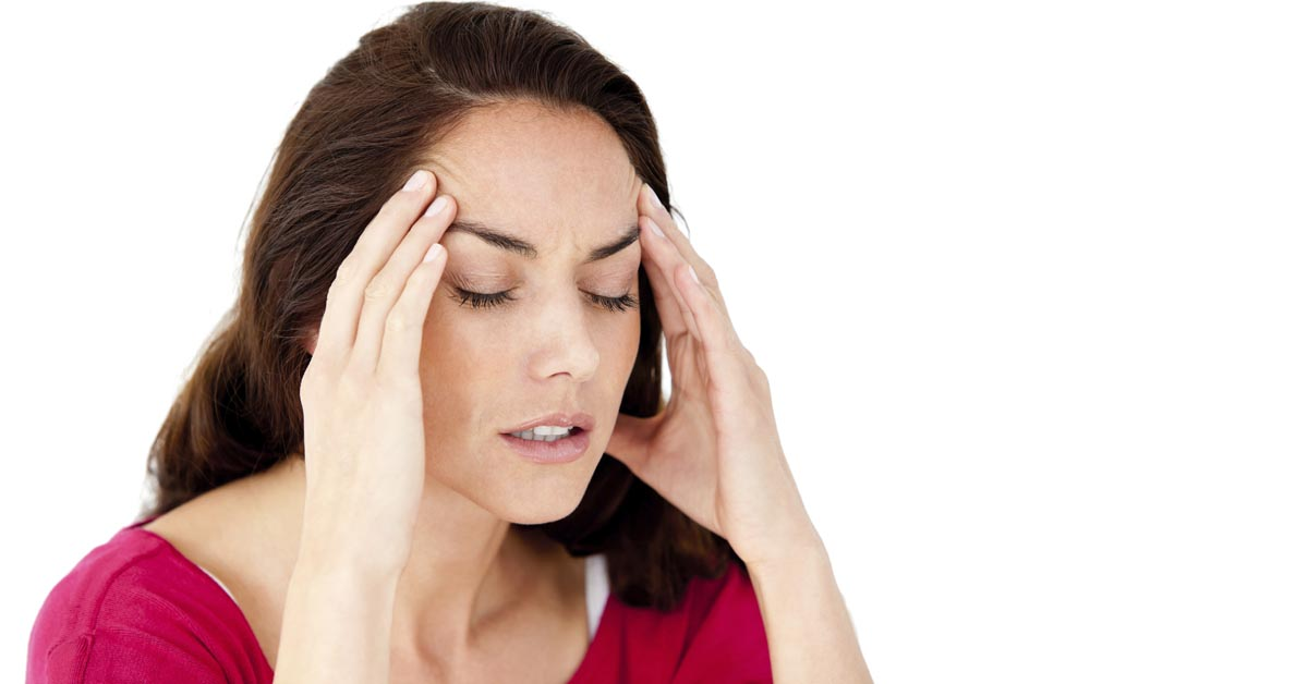 Tumwater natural migraine treatment by Dr. Harrell