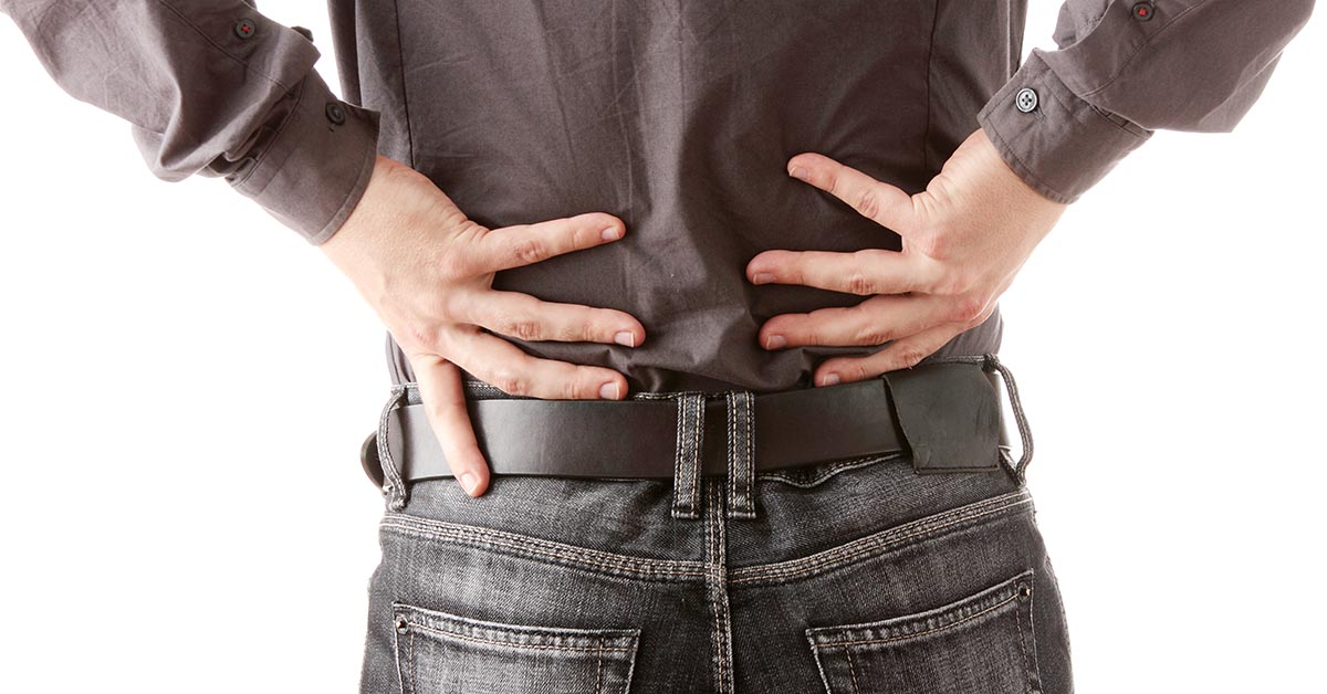 Tumwater chiropractic back pain treatment