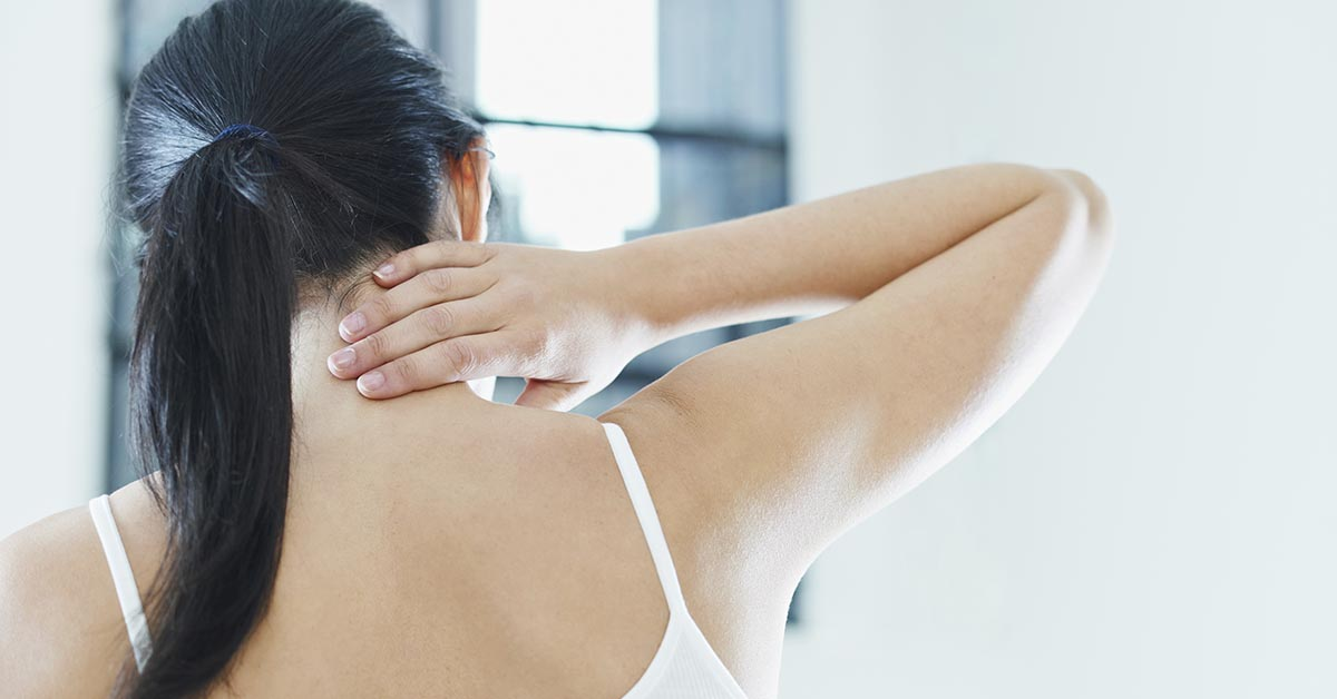 Tumwater chiropractic neck pain treatment