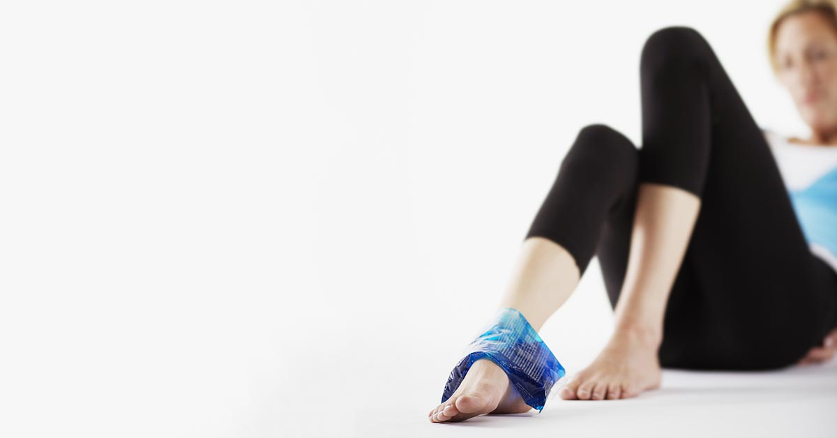 Tumwater natural ankle sprain treatment